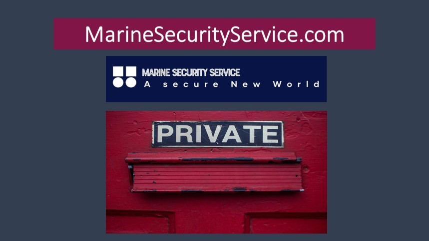 MarineSecurityService